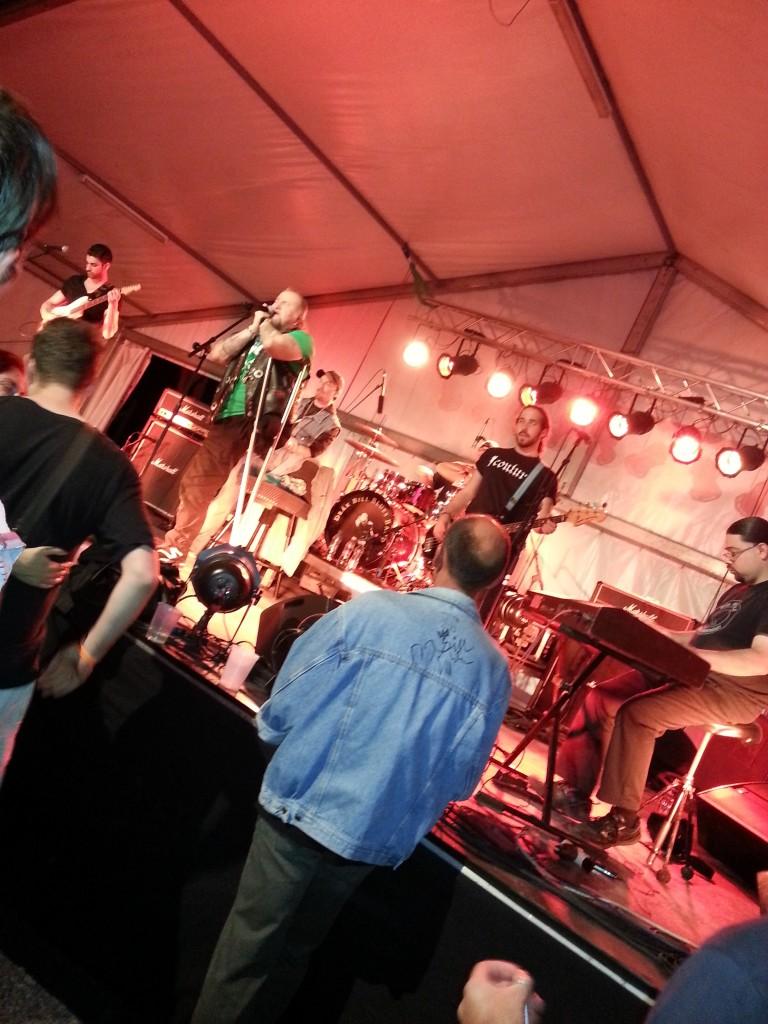 Életem legjobb Deák Bill koncertje - Rajongó