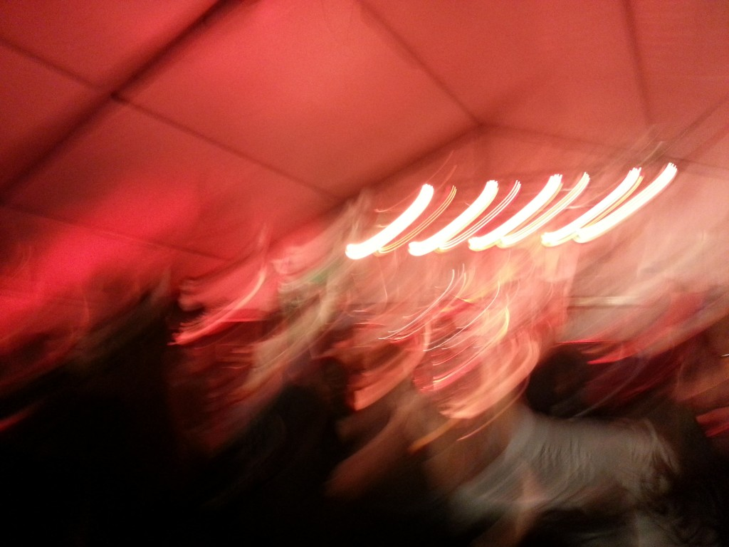 Életem legjobb Deák Bill koncertje - Ugrálás